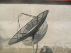C band mesh satellite antenna