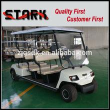 8 passangers electric tour car for park,school