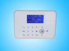 2014 New sell!!! Smart system gsm mobile dialer for home house security with contact ID & APP
