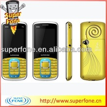2.4 inch M88 techno mobile phone with FM Bluetooth MP3