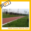 High performance colored cold mix asphalt for road pavement