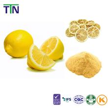 TTN Hot Sales Cheap Bulk Wholesale Freeze Dried Lemon Fruit