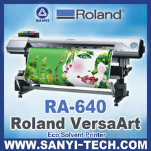 1.62M Roland Printing Machine RA640, With Gold Epson DX7 Head (Or Called DX6),Original