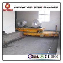 motor pump maintenance Steel roll platform electric railroad car