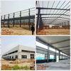 prefabricated workshop building factory steel
