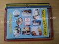 A3 a4 appeso file bag show pagina di visualizzazione, specialità cartella pvc produttore con 13 anno di esperienza
