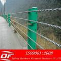Armco guardrail, w- fascio autostrada guardaril, acciaio zincato a caldo barriera