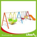 Di alta qualità per esterni per bambini altalena sedia Le con scivolo. Qq. 013