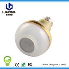 E26 E27 B22 PIR light sensors for home auto LED Bulbs