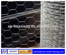 Low price galvanized hexagonal wire mesh manufacturer