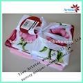 2014 de fibra reactivaimpresión de microfibra baratos de china al por mayor ropa/toalla de cocina