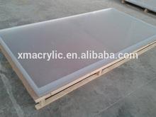 translucent fluorescent cast acrylic sheet