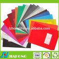 Desechables eco- ambiente de colores spunbonded nonwoven de los pp mantel