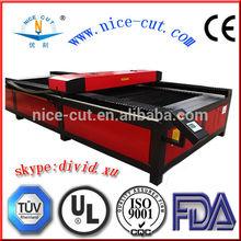 NC- 300w 18-25mm Plywood Die Board Laser Cutting Machine Price