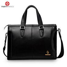 Bulk School Zipper Pocket Leather Shoulder Messenger Bags for Men