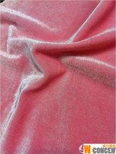 KS polyester velvet fabric
