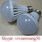 plastic 3w 5w 7w led bulb light, 3w 5w 7w bulb
