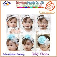 MOQ 100/MIX 4 design New Design!! High Quality Wholesale Fashion Mix Style Designer Baby Headbands