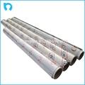 Popular de la venta lámina de plástico de pvc de plástico transparente película