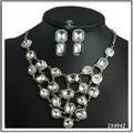 venta caliente de alta joyería de cristal al por mayor de tailandia