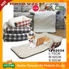 2015 New Design Dog Pet Products Fancy Foldable Extra Large Dog Beds
