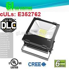 Top quality IP65 UL cUL(UL NO.E352762) DLC ultra bright LED flood lighting