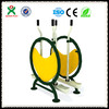 18 years golden supplier cheap gym equipment/ stroll machine for couples/work out equipment QX-089B