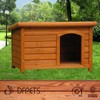 DFPets DFD3007 Factory Supply Outdoor Pet Doghouse for Dog
