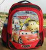 kids cartoon car book bags school backpack school bag