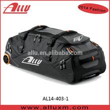 Custom durable racing kit bag