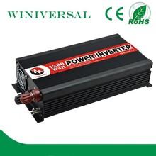 power inverter 1200 watt dc 12v ac 220v car lighter power inverter solar pv inverter