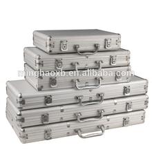 2014 new style Aluminium Chip Case