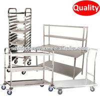 Various Design food trolley cart
