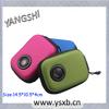 Outdoor best quality hard shell kids music speaker case