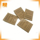 hot sale embossed jeans leather labels for clothing / Top Layer Leather Labels / Real Leather Labels