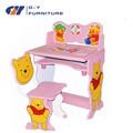 Educação infantil pré-escolar mobiliário escolar set