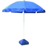 promotional beach umbrellas wood pole wholesale