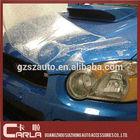 Car body protective transparent paint protection pvc film