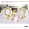 high quality Luxury Fine China Dinner Set in stock for promotion