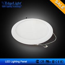 edgelight 2014 new high power led panel light 22W led light panel