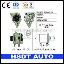 Automotive Spare Parts 12V Car Alternator/Auto Alternator for Toyota