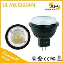 High Quality Industrial Led Spotlight Pcb / Black Led Spotlight Lamp
