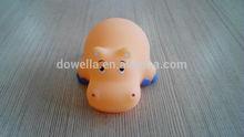 HOT Sale vinyl animal squirt baby bath toys