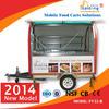street vending kiosk/coffee trailer/hot dog cart for sale