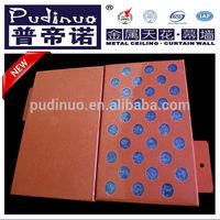 Acoustic easy installment brick decorative wall panels
