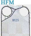 alfa laval tipo de placa de titanio intercambiador de calor