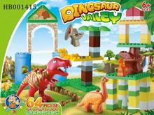 Educational Products 2014 Dinosaur Blocks Interesting Kids Toy Building Blocks