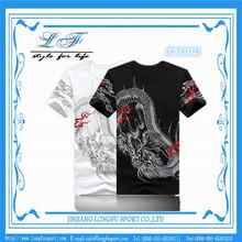 custom fashion all over dragon print t-shirt for dragon blood in dubai dargon mart