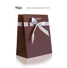 Environmetally friendly luxury paper shopping bag company