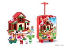 Building Blocks 85Pcs, Funny Farm Toys Blocks Building Blocks